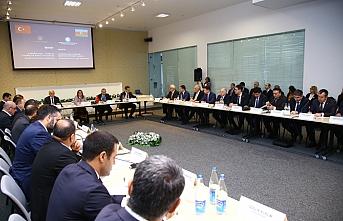 Aliyev, Türkiye'de Azerbaycan yatırımlarının artırılacağı müjdesini verdi