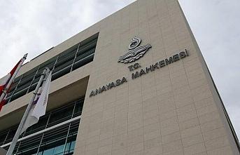 AYM, 3 siyasi parti hakkında suç duyurusunda bulunacak