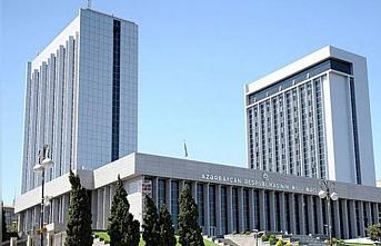 Azerbaycan meclisi, fesih için Aliyev'e başvuracak