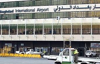 Bağdat'ta havalimanı yakınındaki askeri üsse 4 katyuşa füzesiyle saldırı