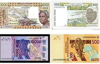 Batı Afrika'da sömürge mirası 74 yıllık para birimi tarihe karışıyor