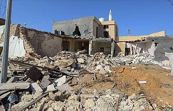 Bir kent daha Trablus'u savunma seferberliğine katıldı