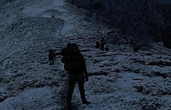 Bitlis ve Siirt'te Kıran-8 Sehi Ormanları Operasyonu başlatıldı