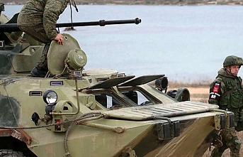 BM, Kırım'ın Rusya tarafından askerileştirilmesine karşı çıktı