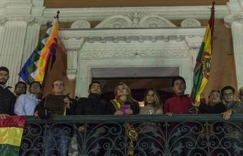 Bolivya geçici yönetiminden Meksika'ya 'muhalifleri teslim et' çağrısı
