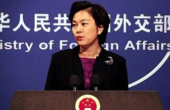 Çin ABD donanmasının Hong Kong ziyaretlerini askıya alacak