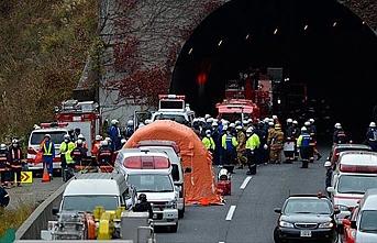 Çin'de tünel çöktü: 4 ölü