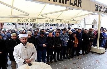 Çin'in Doğu Türkistan politikaları Samsun ve Tokat'ta protesto edildi