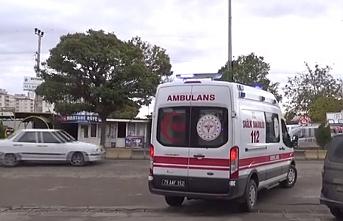 Çobanbey'de 3 asker yaralandı