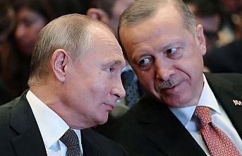 Cumhurbaşkanı Erdoğan ve Putin'den ocakta Libya görüşmesi