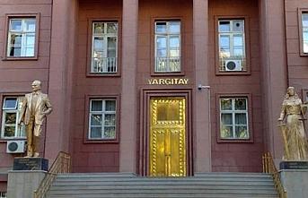 Eski Yargıtay üyesinin hapis cezası onandı