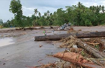 Filipinler'deki Ursula Tayfunu'nda ölü sayısı artıyor