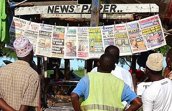 Fransa asker arıyor.. Kamerunlu, bekar, özgür, herhangi bir bulaşıcı hastalığı olmayan