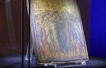 Fransa'da 13. yüzyıla ait tablo için yurt dışına satış yasağı getirildi