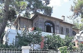 Hacı Zeynalabdin Tagiyev'in Büyükada'daki villası satılığa çıktı