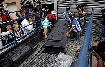 Hapishane isyanında 18 kişi öldü