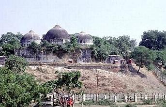 Hint polisi alarma geçti.. Babri Cami yıkılışının 27. yıldönümü