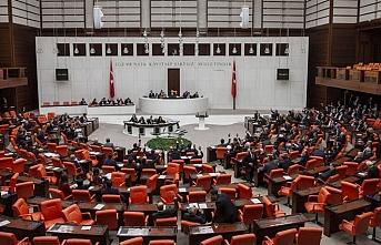 İçişleri Bakanlığı ile ilgili yeni düzenlemeler Meclis'te kabul edildi