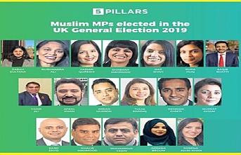 İngiltere 2019 Seçimlerinde Müslümanların rekor sayıları