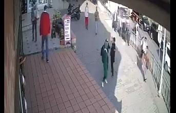 Karaköy'de başörtülü kadına saldırı davası