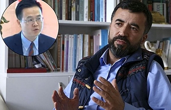 Karluk'tan Çinli müsteşara hodri meydan! İstediği yerde tartışalım