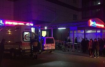 Kayseri'de 12 fabrika işçisi yedikleri yemekten zehirlendi
