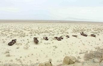 Kazakistan'dan Kırgızistan'a Aral'ı canlandırma önerisi
