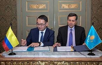 Kazakistan ve Kolombiya arasında vizesiz dönem başladı