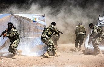 Kendi ülkesini zaptedemeyen Fransa'dan YPG/PKK'ya silah eğitimi