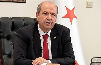 KKTC Başbakanı Tatar'dan açıklamalar