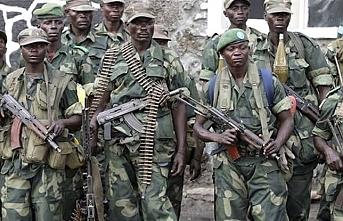 Kongo Demokratik Cumhuriyeti'nde 306 Ruandalı ayrılıkçı teslim oldu