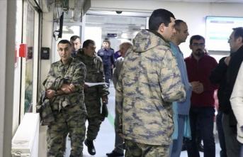Kütahya'da 74 asker gıda zehirlenmesi şüphesiyle hastaneye kaldırıldı