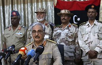 Libya'da darbeci Hafter'e ağır darbe