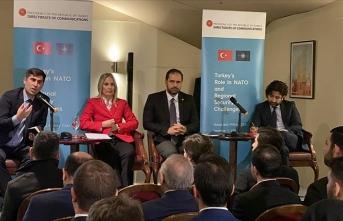 Londra'da 'Türkiye'nin NATO'daki Rolü ve Bölgesel Güvenlik Sınamaları' paneli