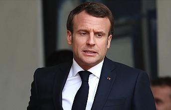 Macron'dan 'itiraf': Büyük bir hataydı