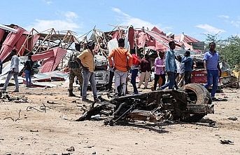Mogadişu'daki bombalı saldırıda iki Türk vatandaşı hayatını kaybetti