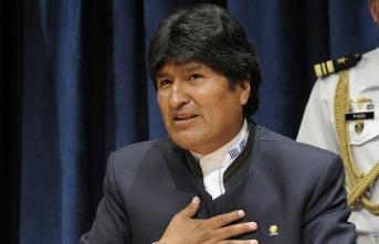 Morales'ten, Arjantin ve Meksika'ya teşekkür