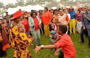 Nijerya'da bir STK'dan Müslümanlara yılbaşı kutlaması
