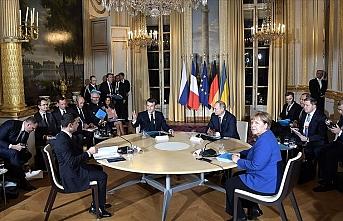 Normandiya Dörtlüsü'nden 'tam ateşkes' anlaşması