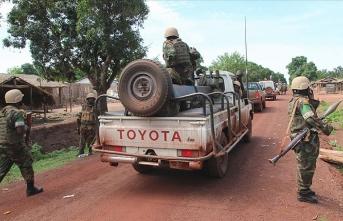 Orta Afrika Cumhuriyeti'nde milislerle esnaf çatıştı: 11 ölü
