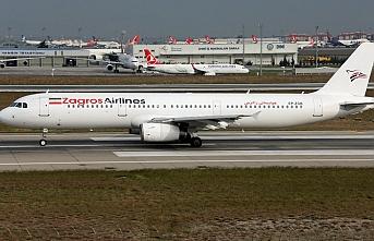 Özbekistan ile İran arasında düzenli uçuşlar başladı