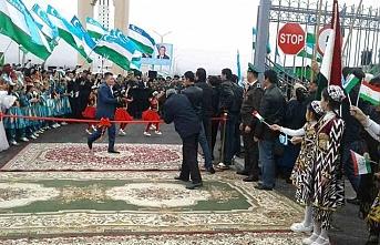 Özbekistan ve Tacikistan arasındaki sınırda yeni bir sınır karakolu açılacak