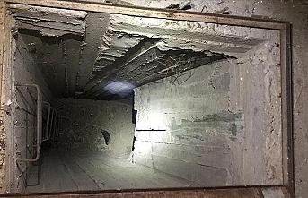 Rasulayn'da teröristlerin kazdığı tüneller kapatıldı