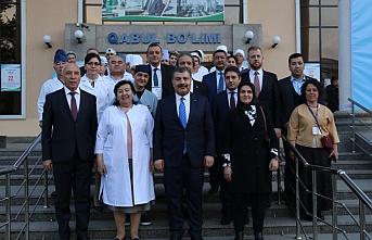 Sağlık Bakanı Koca, Özbekistan'da