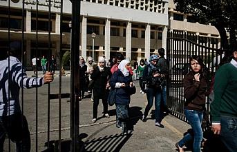 Şam Üniversitesi, Baas Partisinin emri ile peçeyi yasakladı