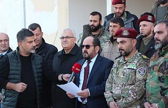 Suriye Geçici Hükümeti'nden YPG/PKK'ya zorla katılanlar hakkında af kararı