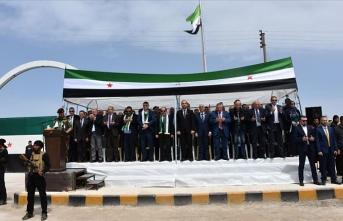 Suriyeli muhaliflerden ABD'nin Esed rejimi ve destekçilerine yönelik yaptırımlarına destek