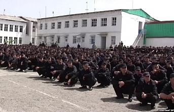 Tacikistan'daki hapishane isyanına sebep olanlara 29 yıl hapis