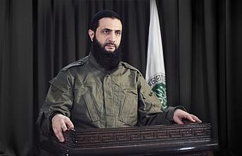 Tahrir el Şam lideri Cevlani'den Suriye'de son duruma dair açıklamalar