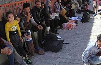 Tekirdağ'da 26 düzensiz göçmen yakalandı